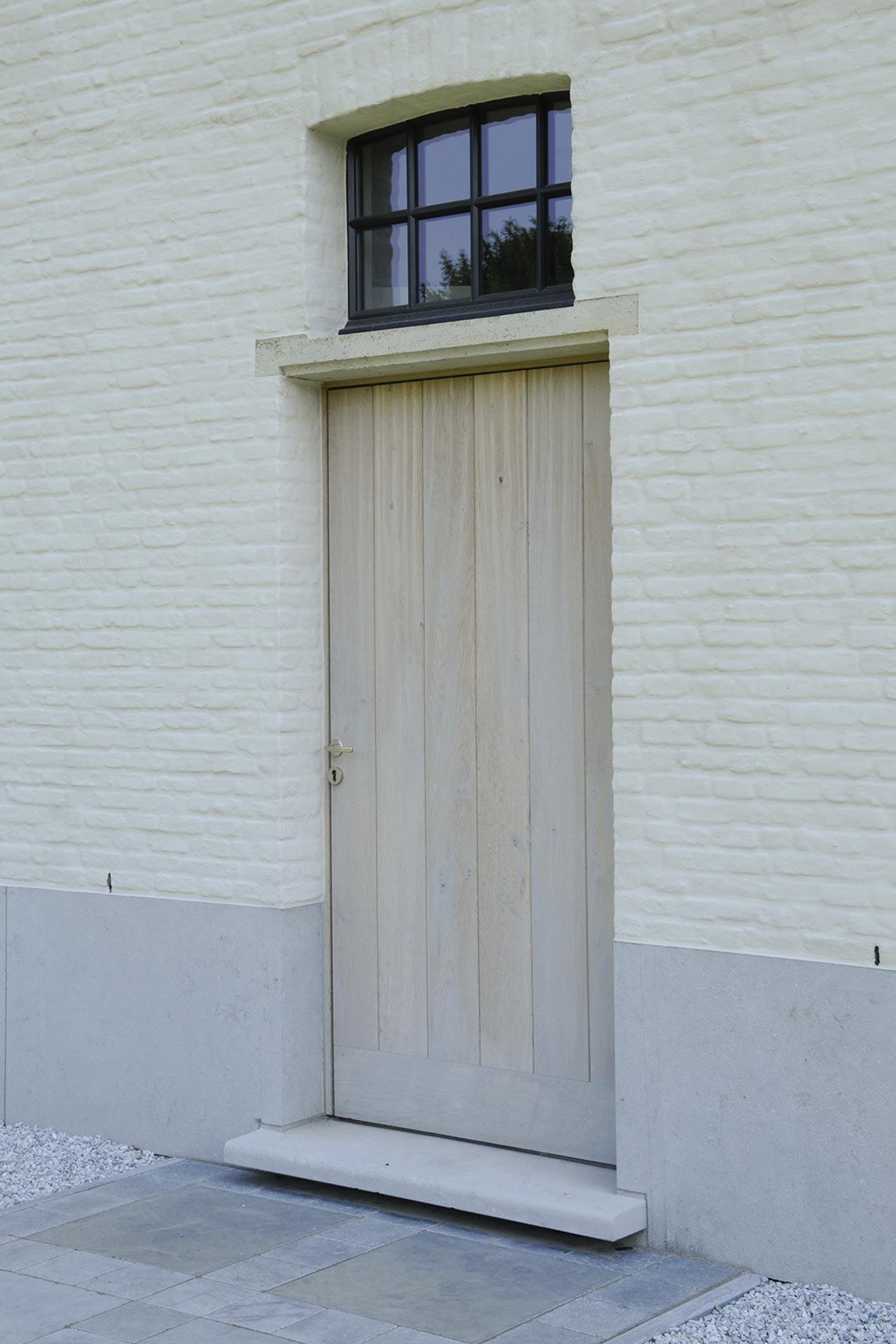 Klassieke deuren - Van Praet nv